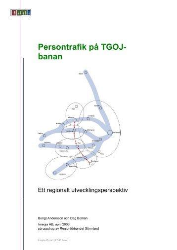Ladda ner Persontrafik på TGOJ-banan - Regionförbundet Sörmland