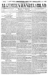 Algemeen Handelsblad - Rhino Resource Center