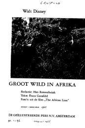 GRŌOT WILD IN AFRIKA - Rhino Resource Center