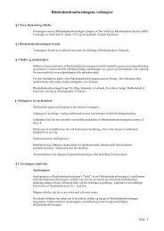 Vedtægter - Rhododendronforeningen