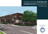 Brochure - Rijn & Vecht Ontwikkeling BV