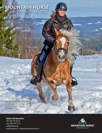 MOUNTAIN HORSE - Rilewa AG