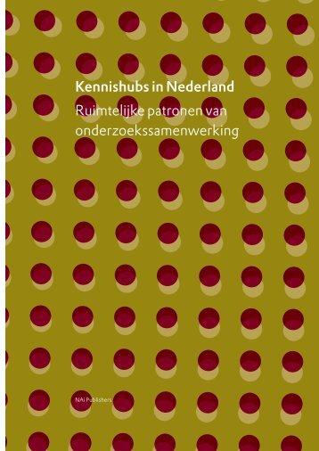 Kennishubs in Nederland - rapport - Rivm