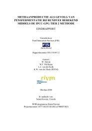 RIVM rapport 680125001 Mathaanproductie als gevolg van ...