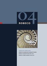 VERSLAG OVER 2004 - Robeco.com