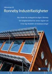Ronneby Industrifastigheter - Ronneby kommun