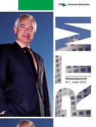 [PDF] Relatietijdschrift #11_ maart 2012 - Gemeente Rotterdam