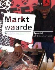 Special Afrikaandermarkt - Gemeente Rotterdam