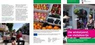 Uw winkelpand, uw visitekaartje - Gemeente Rotterdam