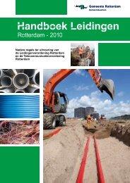 [PDF] Handboek Leidingen - Gemeente Rotterdam