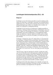 ÖG Landstingets folkrörelsestipendium - Landstinget i Värmland