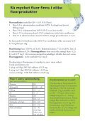 Läs hela fluorbroschyren med gränsvärden här - Page 7