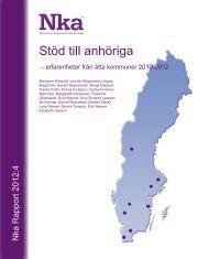 Läs kartläggningen i åtta kommuner - Nationellt kompetenscentrum ...