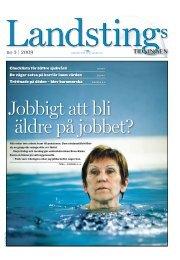 no 3 | 2009 - Norrbottens läns landsting