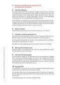 Vereinbarung über die Anstellungsbedingungen der ... - Seite 5