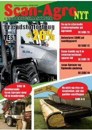 Scan-Agro NYT 2008/2009