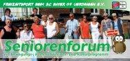 Seniorenforum 2012-1.Quartal - SC Bayer 05