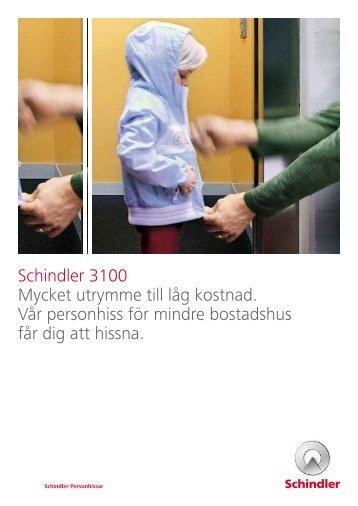 new photos de38c b34ee schindler mycket utrymme till lg kostnad vr personhiss fr with kostnad
