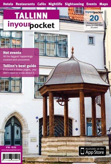 TALLInn - In Your Pocket