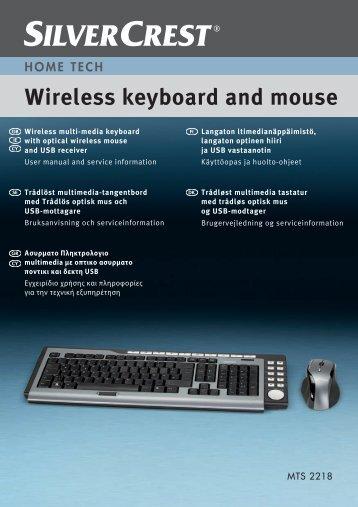 BTC Keyboard 2001URF 64 BIT