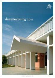 Årsredovisning 2011 - Statens fastighetsverk