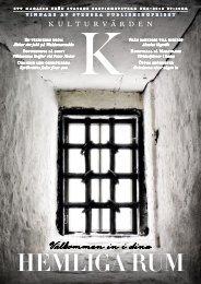 Kulturvärden nr 2, 2012 (PDF-dokument, 11,0 MB) - Statens ...