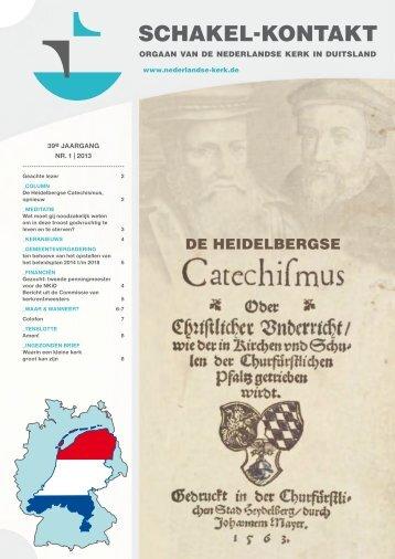 Schakel-Kontakt 2013-1 (Download-PDF) - Blau-box.de