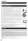 LC-46/52D65E/DH65E/S Operation-Manual DK - Sharp - Page 4