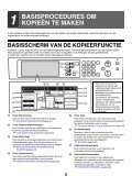 MX-2300N/2700N Operation-Manual NL - Sharp - Page 6