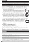 LC-52/65XS1E/TU-X1E Operation-Manual DK - Sharp - Page 4