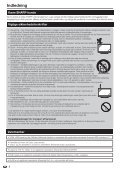 LC-32FH500E/S/FH510E/S/FB500E/S/FS510E/S Operation ... - Sharp - Page 4