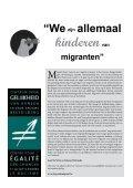 Themanummer migratie - CELLO - Universiteit Antwerpen - Page 3