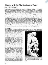 Winkelman, 'Duivels in de St. Martinuskerk te Weert'
