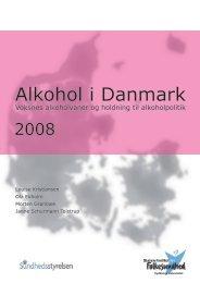 Voksnes alkoholvaner og holdning til - Statens Institut for ...