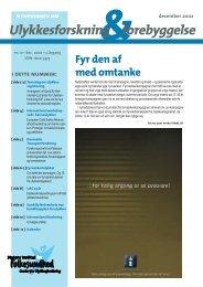 Nr. 10, dec. 2002 3. årgang - Statens Institut for Folkesundhed