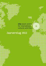 Jaarverslag 2012 - Sica