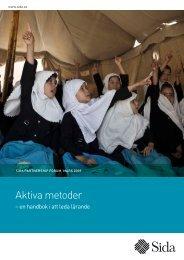 Aktiva metoder – en handbok i att leda lärande - Sida
