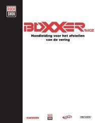 BoXXer race - SRAM.com