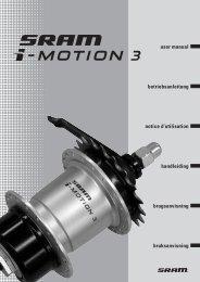 i-MOTION 3 Ins.indb - Sram