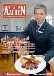 pablo steiner präsentiert - Bad Aachen