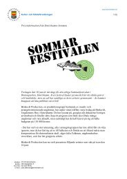 Se pressinformationen som pdf-dokument. (0.5 MB) - Simrishamn ...
