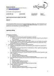 agenda 27-05.pdf - Stad Sint-Niklaas