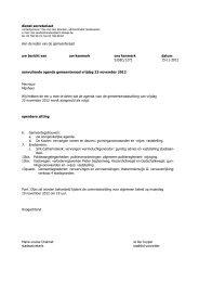 aanv. ag+bond website.pdf - Stad Sint-Niklaas