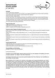 pvgr mei 2011.pdf - Stad Sint-Niklaas