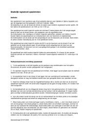 reglement speelstraten.pdf - Stad Sint-Niklaas