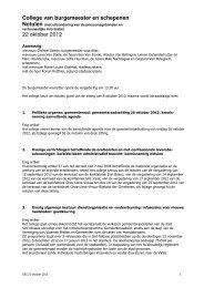 College 2012-10-22.pdf - Stad Sint-Niklaas