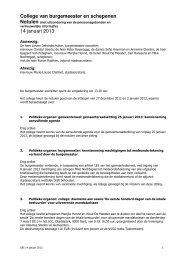 college 2013-01-14.pdf - Stad Sint-Niklaas