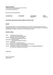 aanv ag+bondrl.pdf - Stad Sint-Niklaas