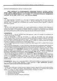 L.R. 14/3/2003, n° 7 - Regione Campania