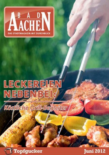 quellenhof: bbq am 22.juni - Bad Aachen